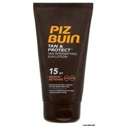 Piz Buin Tan&Protect Lotion SPF15, 150ml